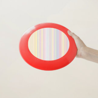 Glücklicher Traum - eleganter bunter Streifen Wham-O Frisbee