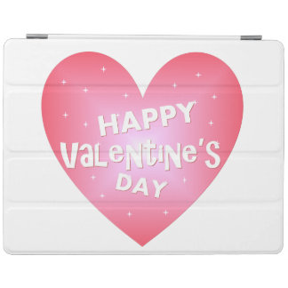 Glücklicher Valentinstag iPad Smart Cover