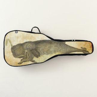 Glücklicher Wal Gitarrentasche