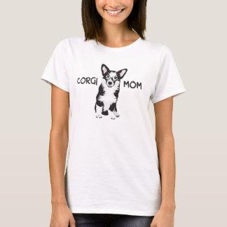 Glücklicher WaliserCorgiPembroke - CORGI Mamma T-Shirt