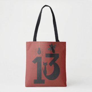 Glückliches #13 tasche