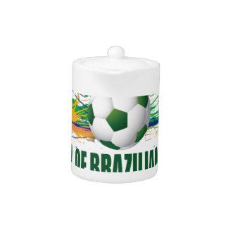 Glückliches Brasilien