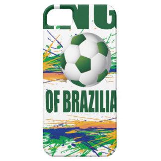 Glückliches Brasilien iPhone 5 Schutzhülle