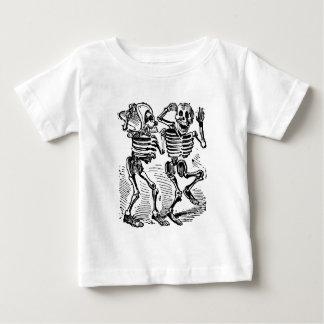 """Glückliches Calaveras"" Mexikos Tag der Toten Baby T-shirt"