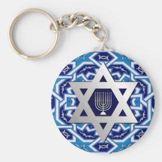 Glückliches/Chanukah Geschenk Keychains Schlüsselanhänger
