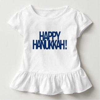 Glückliches Chanukka! Kleinkind T-shirt