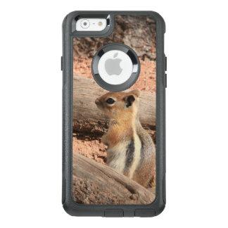 Glückliches Eichhörnchen OtterBox iPhone 6/6s Hülle