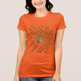 Glückliches Eichhörnchen T-Shirt
