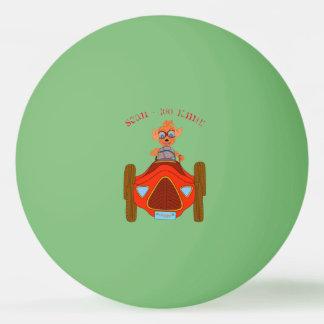 Glückliches Fahren durch Happy Juul Company Ping-Pong Ball