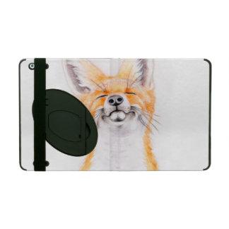 Glückliches Foxy Hülle Fürs iPad