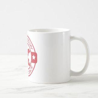 Glückliches Gebäck-Kochsrot des Platzes A259 Kaffeetasse