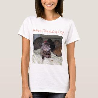 Glückliches Groundhog Day T-Shirt