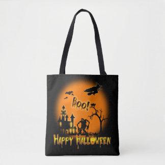 Glückliches Halloween - Boo-Trick-oder Tasche