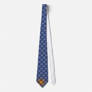 Glückliches Halloween! - gespenstische Krawatte