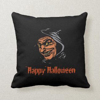 Glückliches Halloween-Horror-Koboldthrow-Kissen Kissen