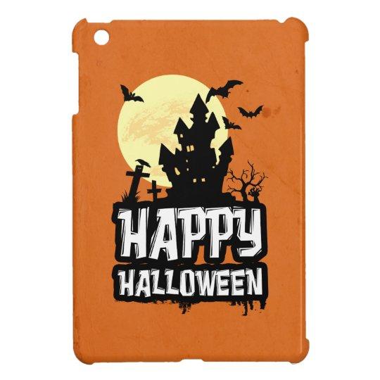 Glückliches Halloween Hüllen Für iPad Mini