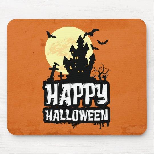 Glückliches Halloween Mousepad