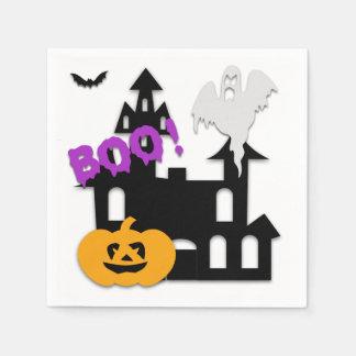 Glückliches Halloween Papierserviette