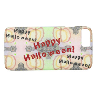 Glückliches Halloween! Playfully-Gemusterter iPhone 8/7 Hülle