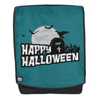 Glückliches Halloween Rucksack