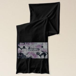 Glückliches Halloween Schal
