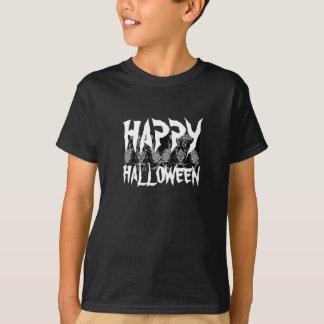 Glückliches Halloween-Shirt T-Shirt