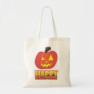 Glückliches Halloween Tasche