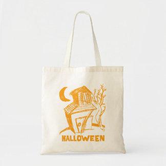 Glückliches Halloween Taschen