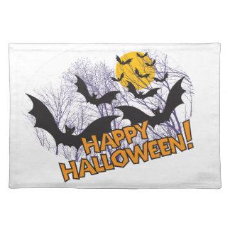 Glückliches Halloween! Tischset