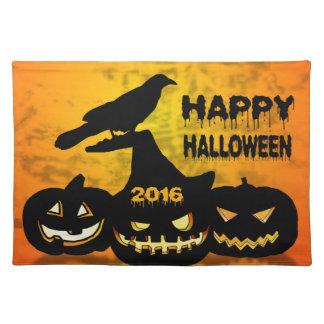 Glückliches Halloween Tischset