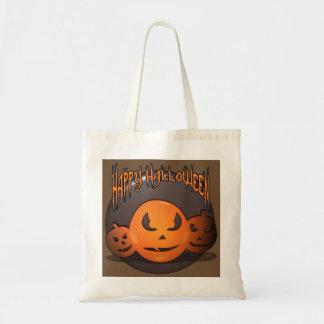 Glückliches Halloween Tragetasche