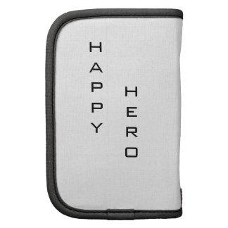 Glückliches Held-Rickshaw-Minifolioplaner Folio Planer