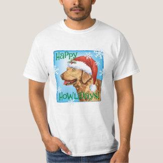 Glückliches Howliday Chessie T-Shirt