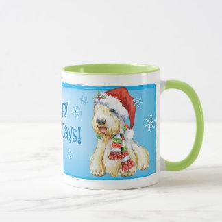 Glückliches Howlidays Sealyham Terrier Tasse