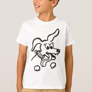 Glückliches Hündchen T-Shirt