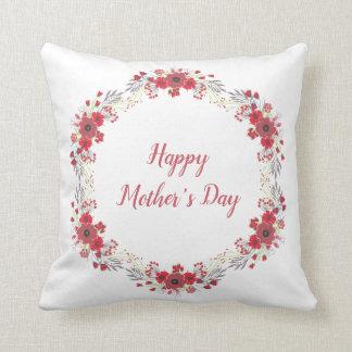 Glückliches Kissen der Mutter Tages