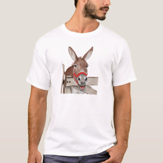 Glückliches Maultier png T-Shirt