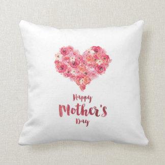 Glückliches Mutter-Tageskissen Kissen