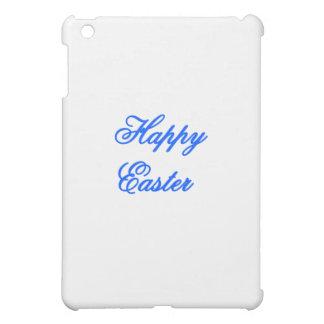 Glückliches Ostern-Blau die MUSEUM Zazzle Geschenk iPad Mini Schale