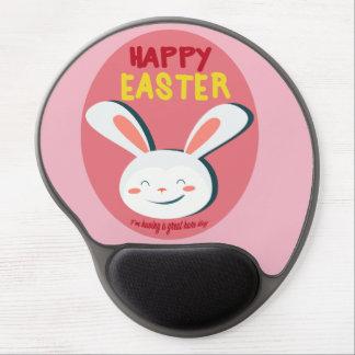 Glückliches Ostern-Gel Mousepad