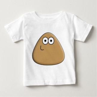 Glückliches Pou Baby T-shirt