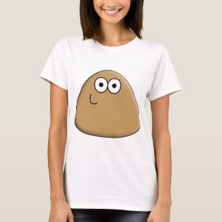 Glückliches Pou T-Shirt
