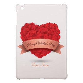 Glückliches Rosen 1 des Valentines TagesiPad MiniH Schutzhülle Fürs iPad Mini