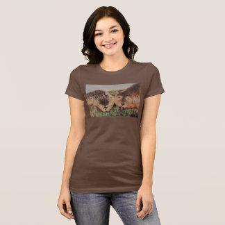 Glückliches Siegel T-Shirt