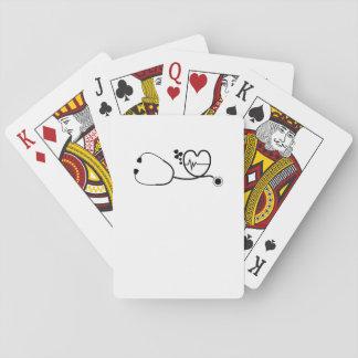 Glückliches Spielkarten