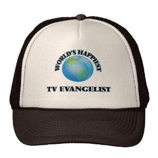 Glücklichster Evangelist der Welt Fernseh Kappen