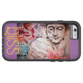 Glücks-Buddha iPhone 6/6s, starker Xtreme-Fall Tough Xtreme iPhone 6 Hülle