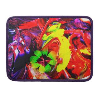 Glücksbringer Kleeblatt Sleeve Für MacBooks