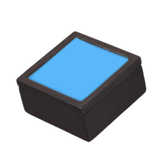 Glückselige Blau-Farbe des Himmel-B18 Schmuckkiste
