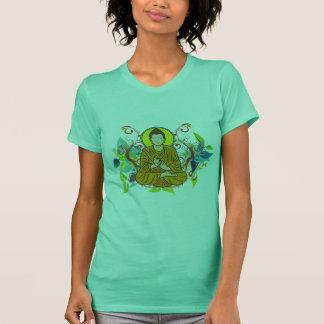 Glückseliger Buddha T-Shirt